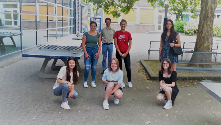 Europaschule, Vielfalt und Toleranz   Lese- & Rechtschreibförderung   Cusanus-Gymnasium Erkelenz