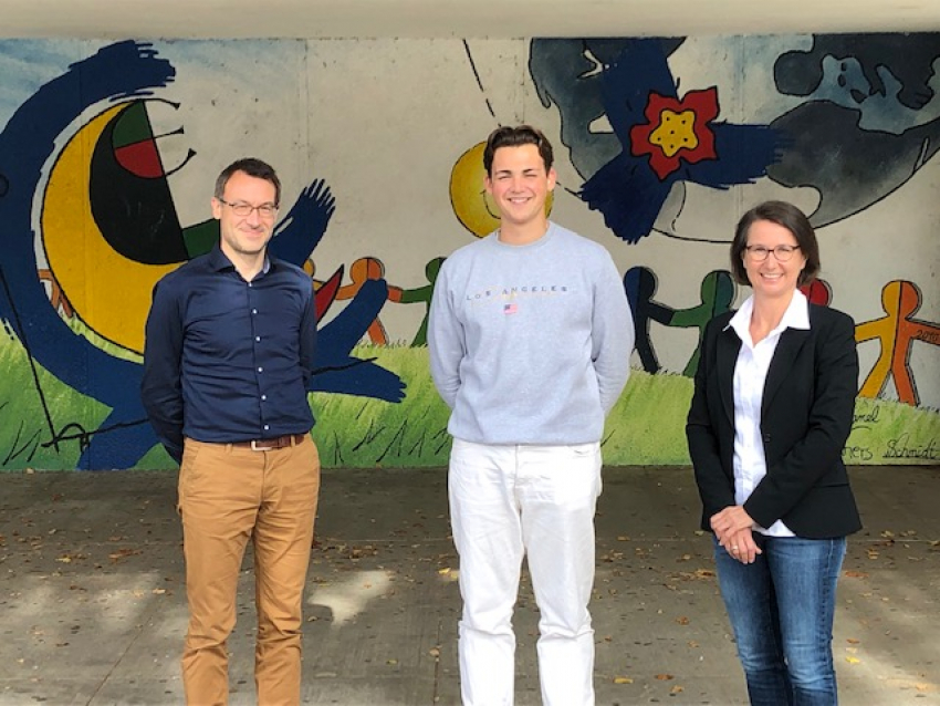 Europaschule, Gesunde Schule | Eine-Welt-AG | Cusanus-Gymnasium Erkelenz